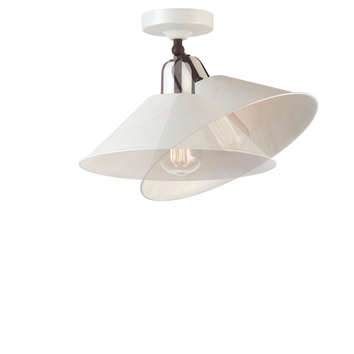 Φωτιστικό οροφής σπαστό ΜΗΛΟΣ ceilng lamp