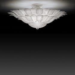 Εντυπωσιακό φωτιστικό ημιοροφής STELLA impressive light fixture