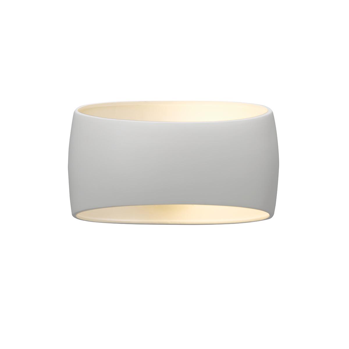 Μοντέρνα κεραμική απλίκα PAPAYA modern ceramic wall lamp