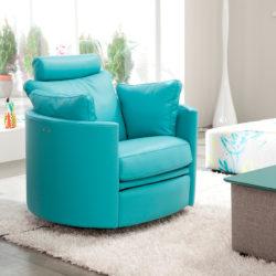 Ανακλυνόμενη πολυθρόνα ΜΟΟΝ recliner armchair