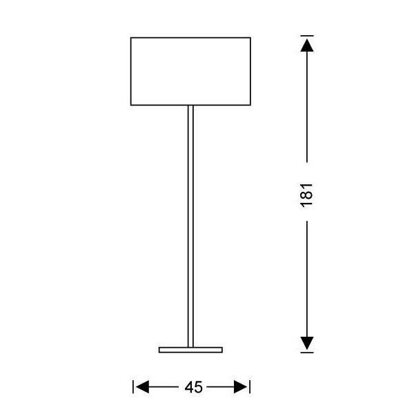 Μοντέρνο φωτιστικό δαπέδου Μουράνο | ΚΥΛΙΝΔΡΟΙ - Σχέδιο - Μοντέρνο φωτιστικό δαπέδου Μουράνο | ΚΥΛΙΝΔΡΟΙ