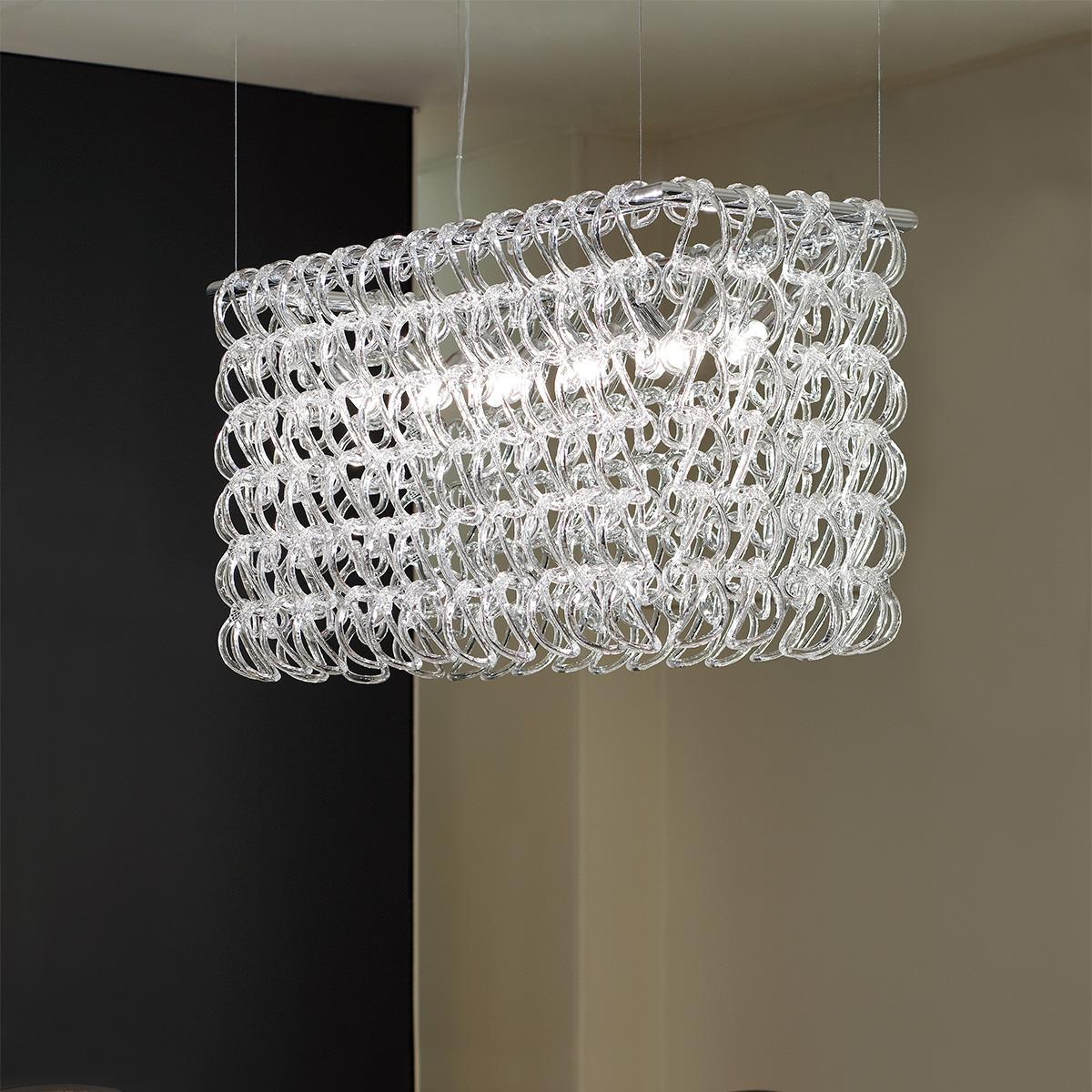 Πολύφωτο Μουράνο ΓΑΝΤΖΟΙ murano chandelier
