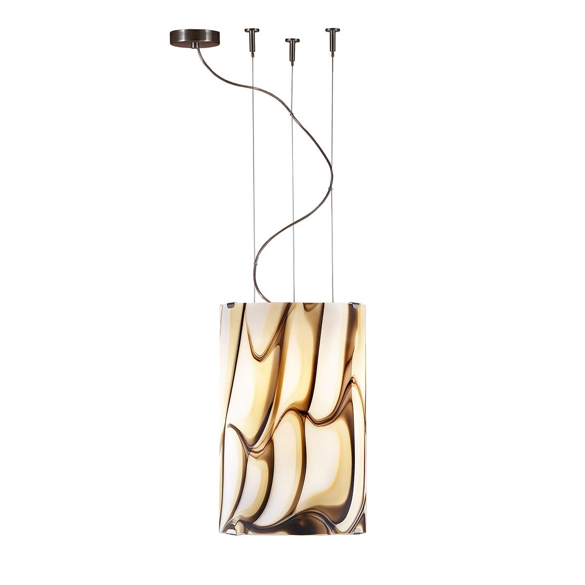 Μοντέρνο κρεμαστό φωτιστικό Μουράνο COLORE modern Murano suspension lamp