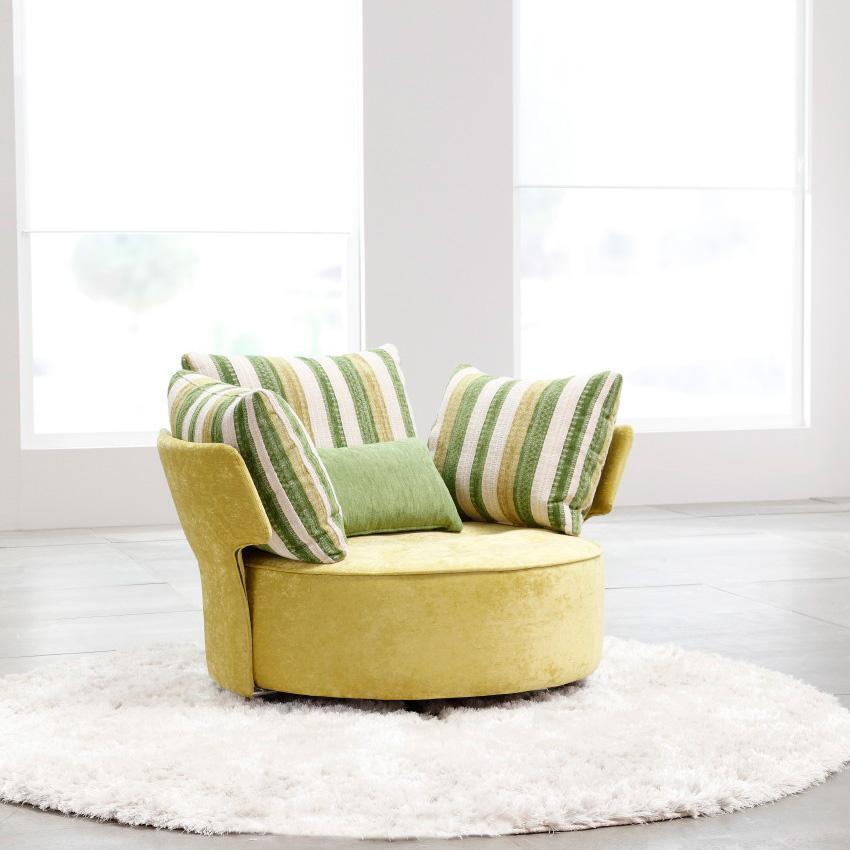 Πολυθρόνα ΖΟΕ cozy armchair
