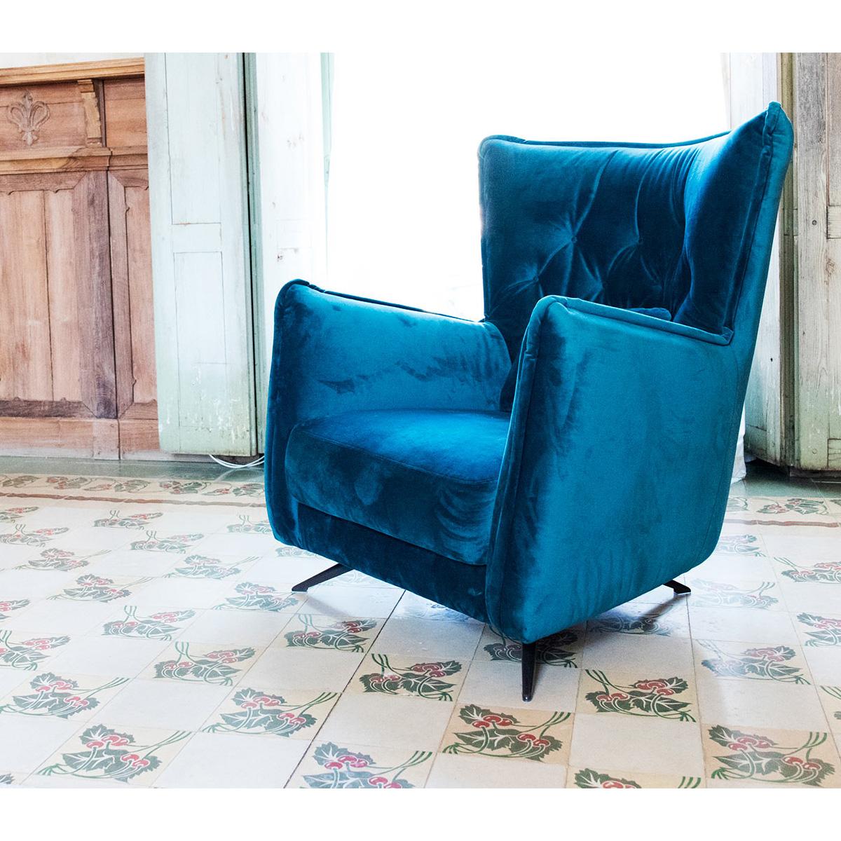 Εντυπωσιακή μοντέρνα πολυθρόνα SIMONE spectacular armchair