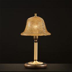 Πορτατίφ μπρούτζινο BELLA brass table lamp