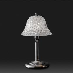 Πορτατίφ με κρύσταλλο Μουράνο QUADRI murano crystal table lamp