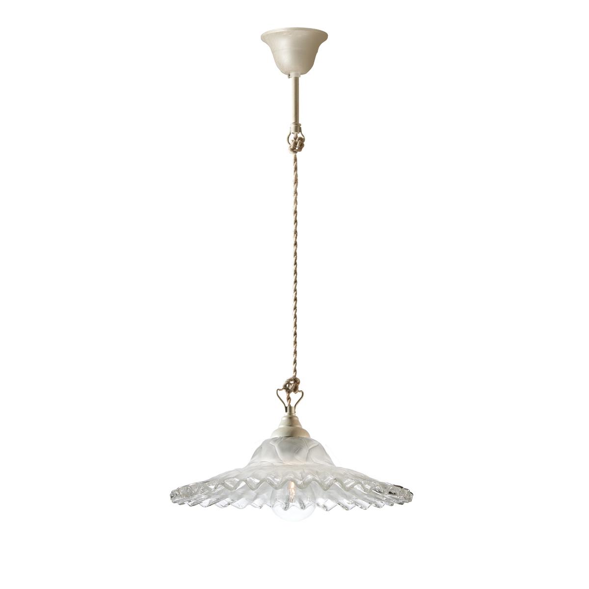 Ρουστίκ μονόφωτο ΣΥΡΟΣ rustic pendant lamp