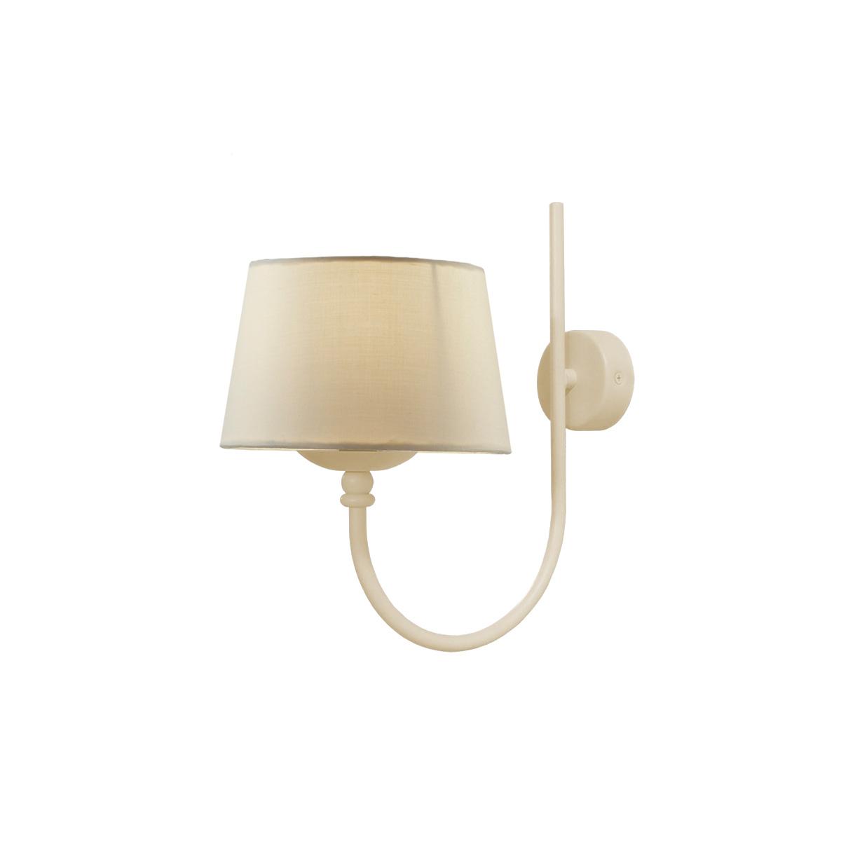Απλίκα ρετρό με καπέλο VILLAGE retro wall lamp with shade