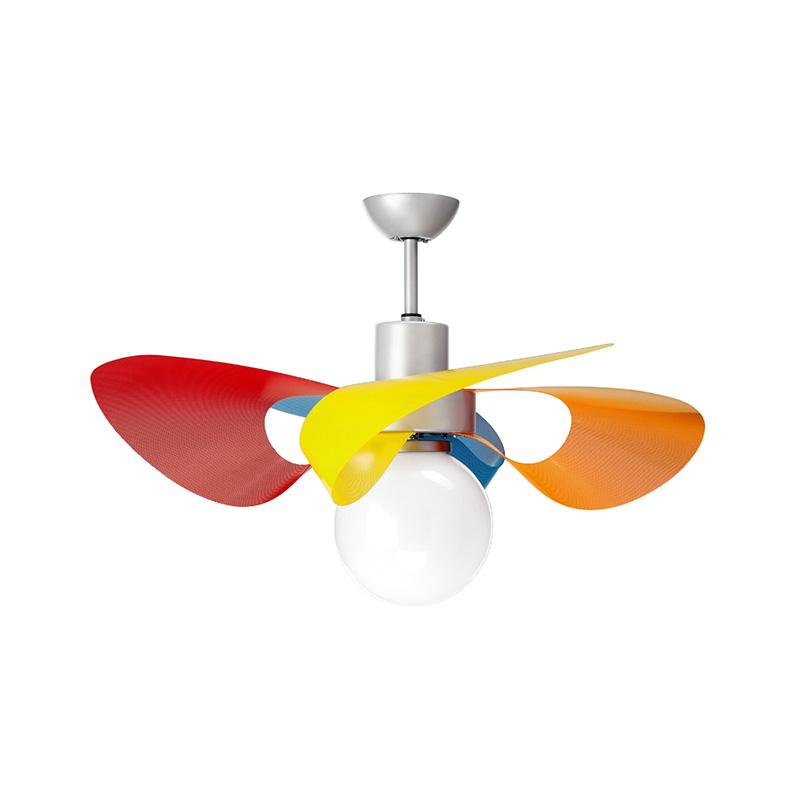Ανεμιστήρας οροφής χρωματιστός SOFFIO ECO ceiling fan colored