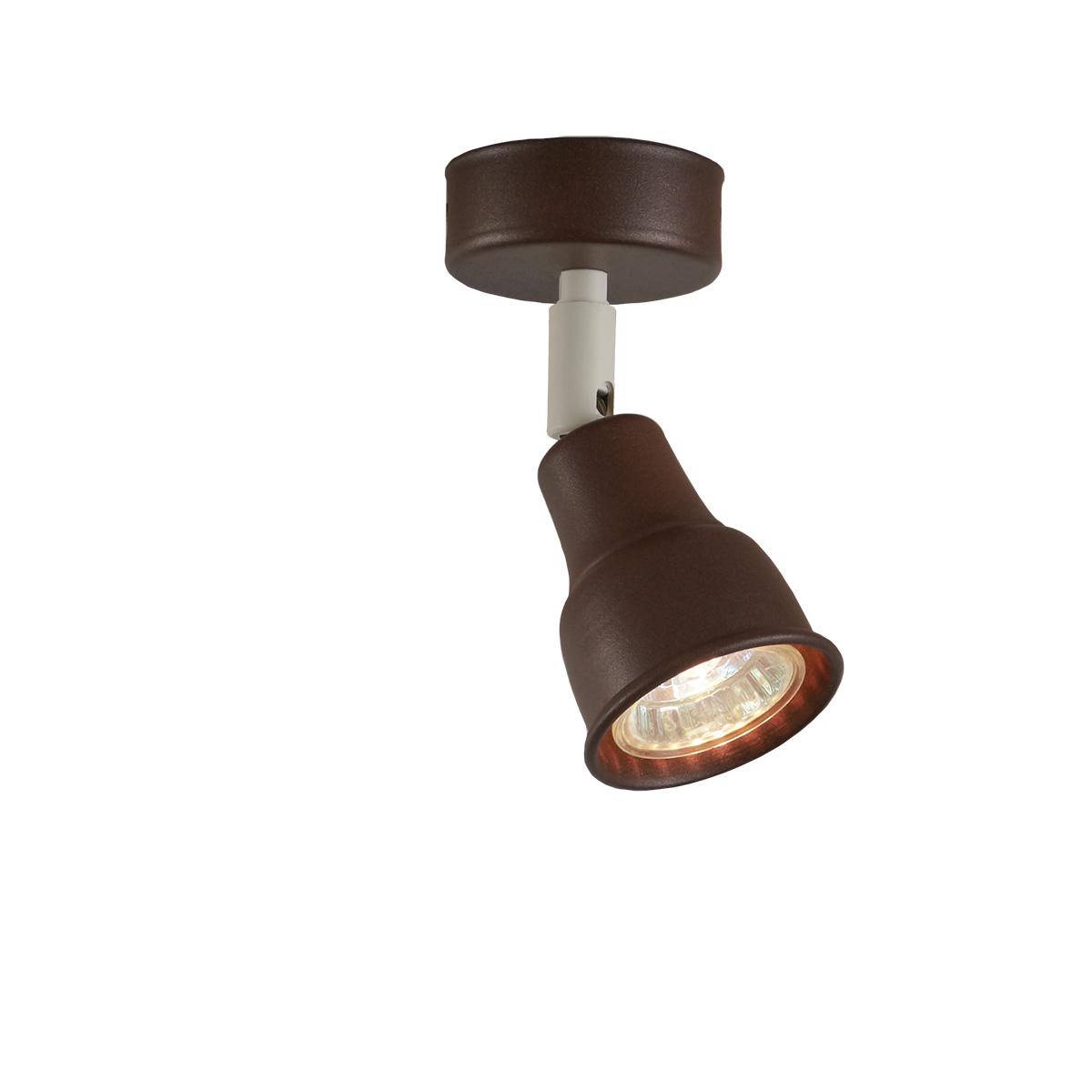 Σποτ οροφής & τοίχου ΔΗΛΟΣ rustic spotlight