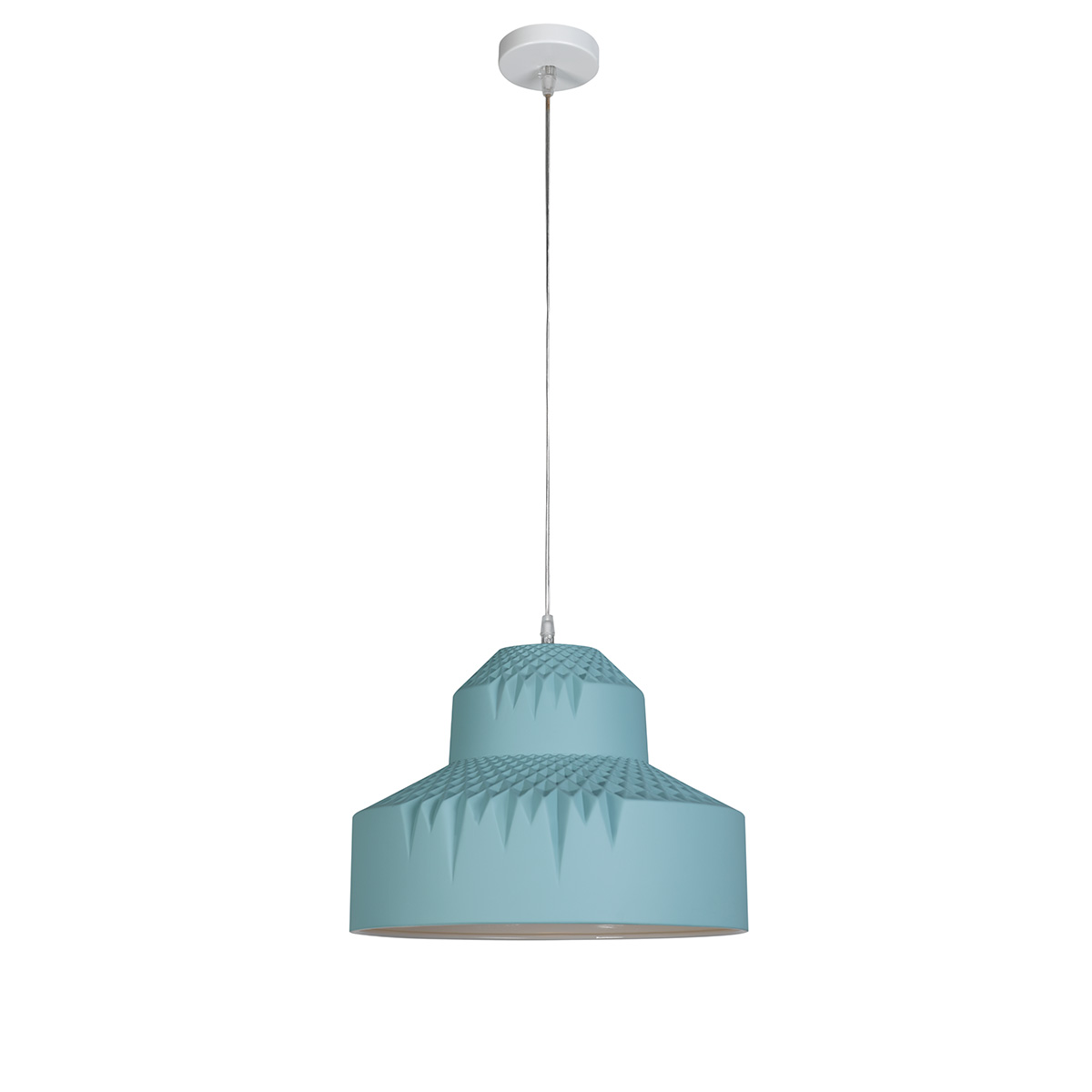 Κρεμαστό κεραμικό μονόφωτο EDRUM ceramic suspension lamp