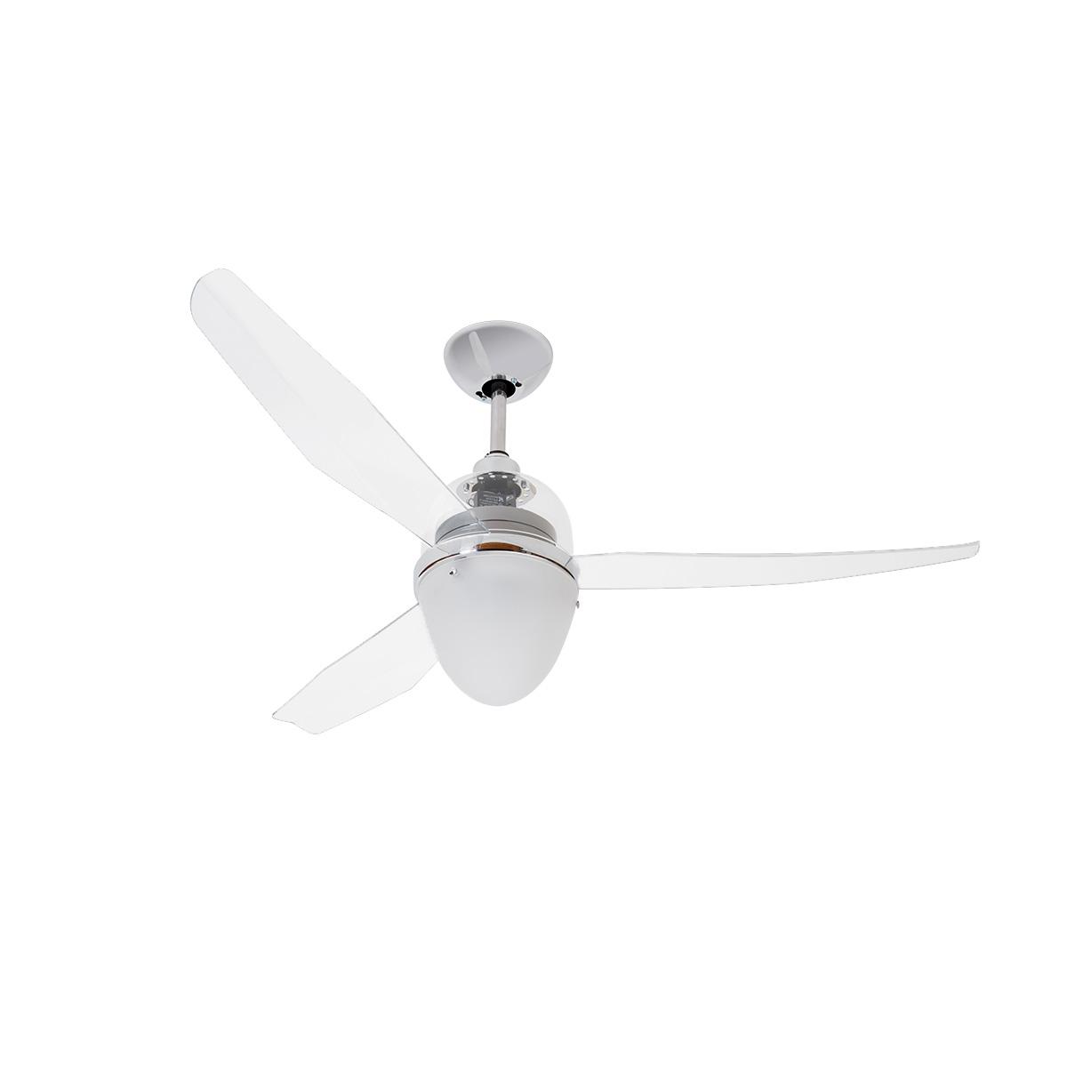 Ανεμιστήρας οροφής διάφανος SWING ECO ceiling fan transparent