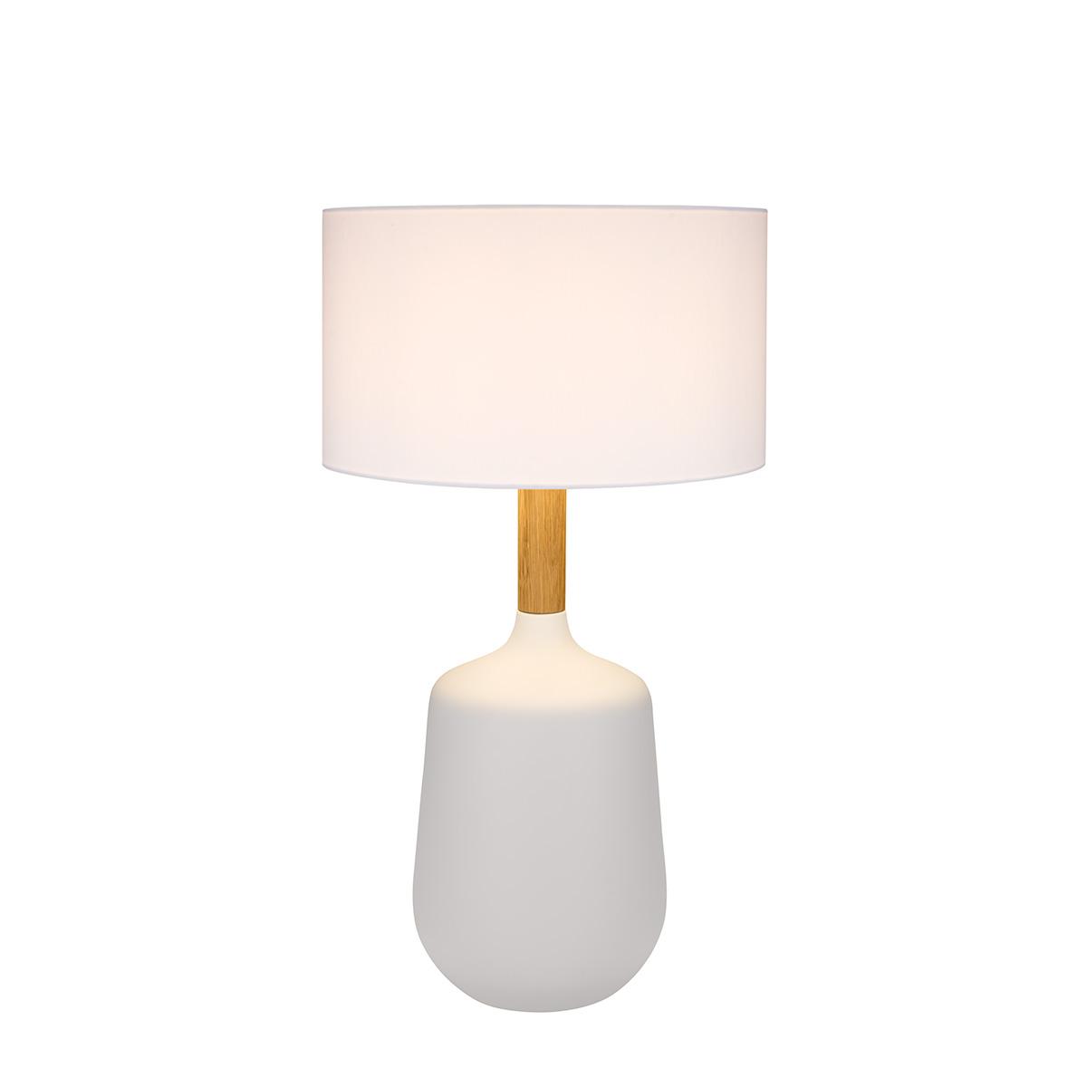 Επιτραπέζια κεραμική λάμπα DUO ceramic table lamp