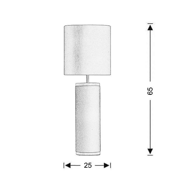 Μαύρη επιτραπέζια λάμπα | BASIKI - Σχέδιο - Μαύρη επιτραπέζια λάμπα | BASIKI