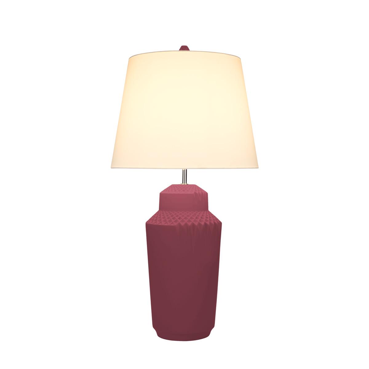 Μεγάλη επιτραπέζια λάμπα EDRUM ceramic table lamp