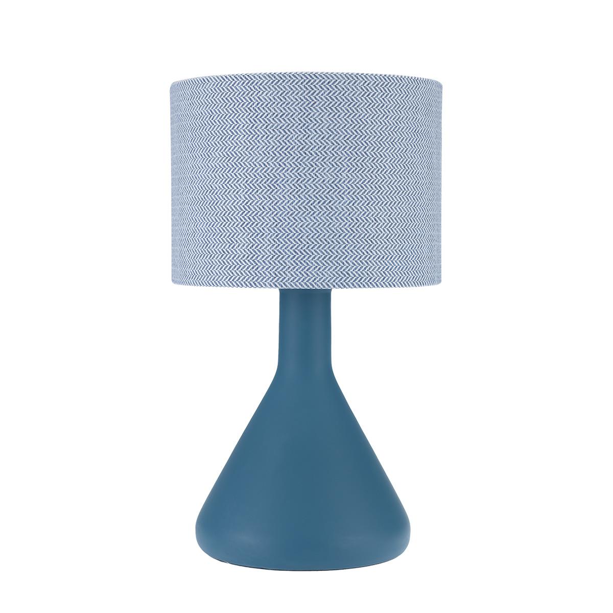 Μπλε επιτραπέζιο φωτιστικό LAB blue table lamp