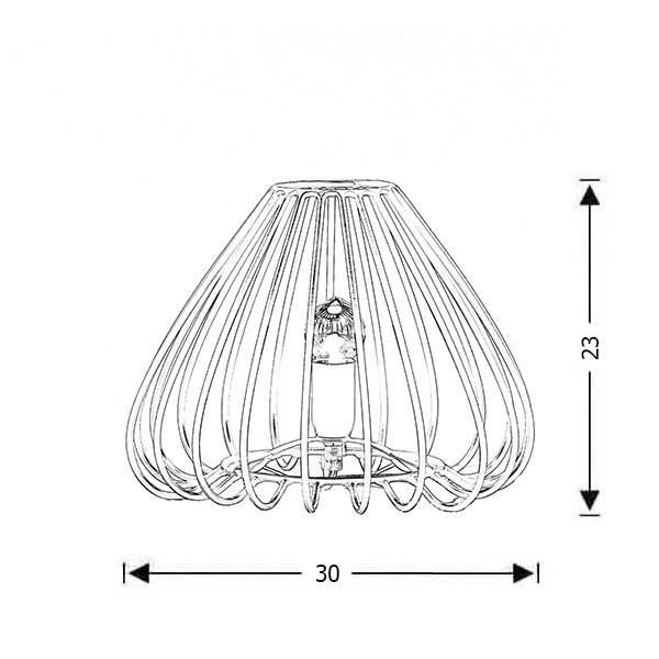 Μοντέρνο επιτραπέζιο φωτιστικό | CELLI - Σχέδιο - Μοντέρνο επιτραπέζιο φωτιστικό | CELLI