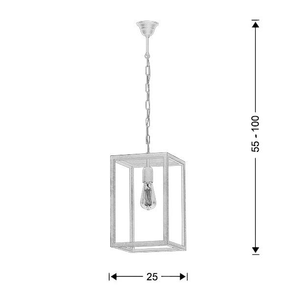 Industrial φωτιστικό | ΘΑΣΟΣ - Σχέδιο - Industrial φωτιστικό | ΘΑΣΟΣ