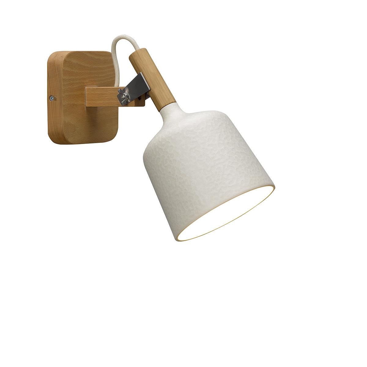 Κεραμικό φωτιστικό απλίκα DUO ceramic wall lamp