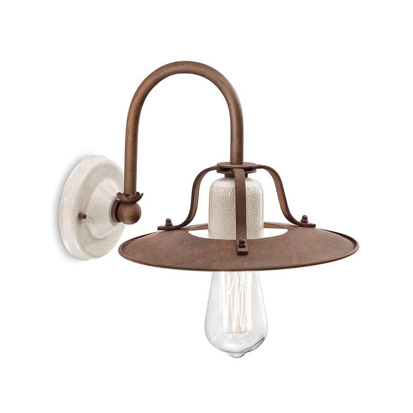 Απλίκα αντικέ GRUNGE wall lamp