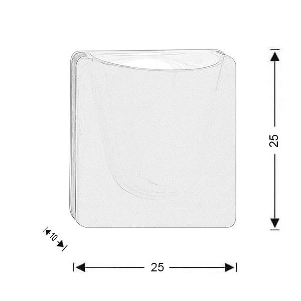 Εξαιρετική κεραμική απλίκα | LAYERS - Σχέδιο - Εξαιρετική κεραμική απλίκα | LAYERS