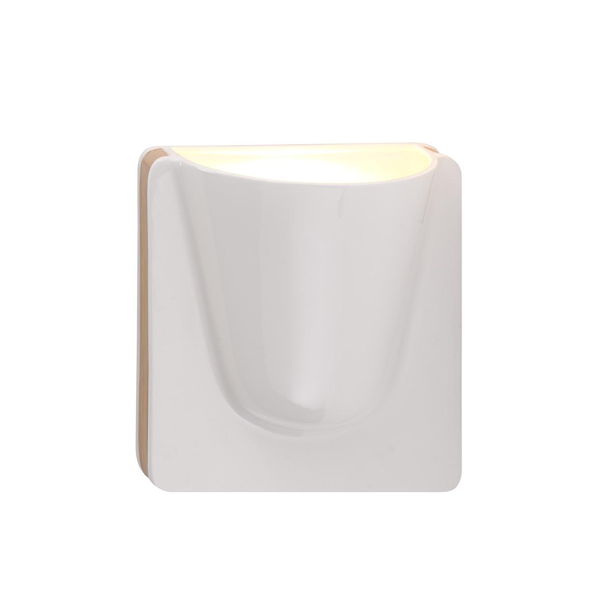 Εξαιρετική κεραμική απλίκα LAYERS modern ceramic wall lamp
