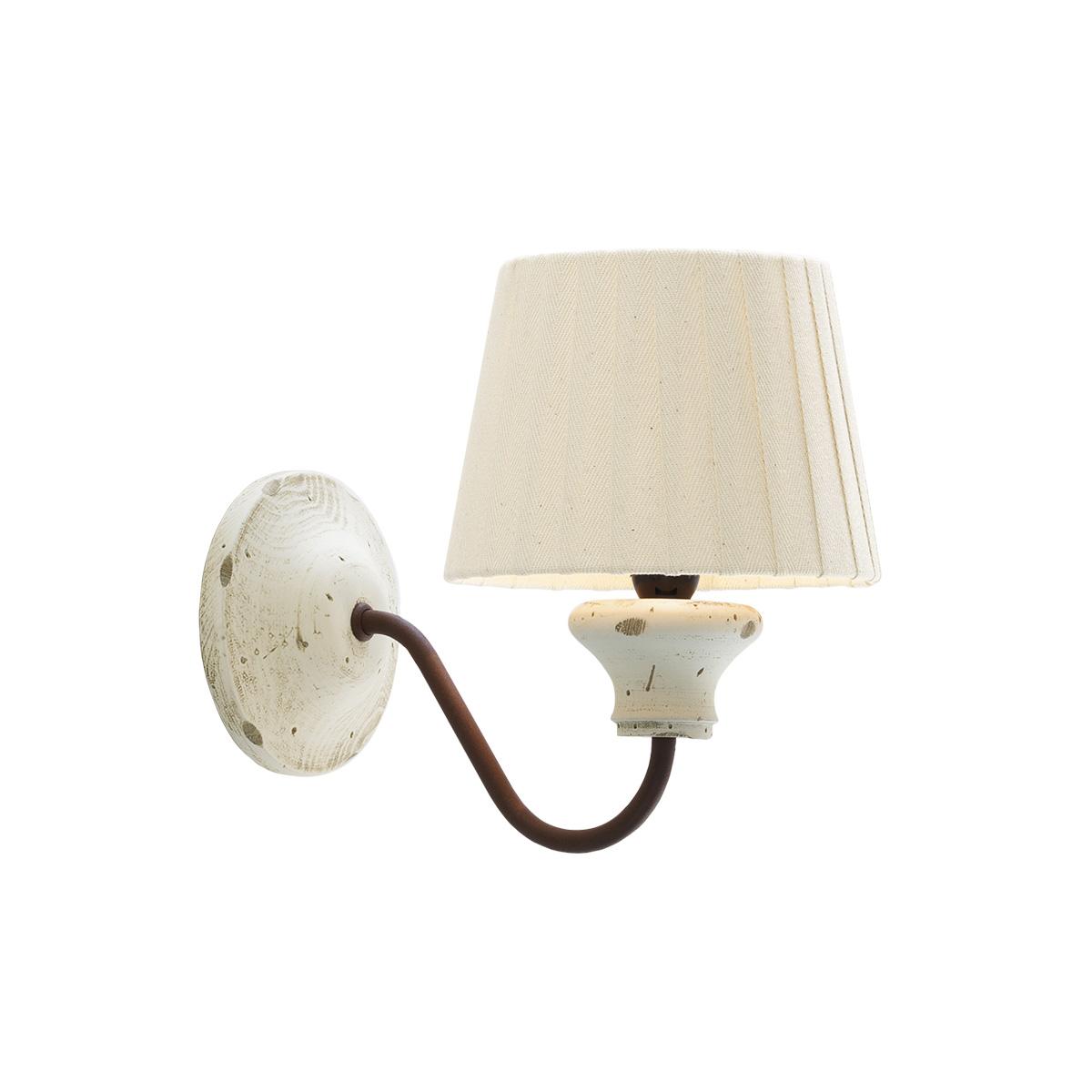 Απλίκα με καπέλο TURN RUSTICO rustic wall lamp