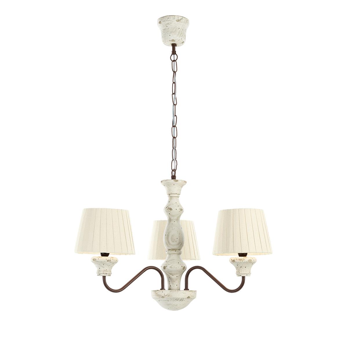 Φωτιστικό κρεμαστό TURN RUSTICO rustic chandelier