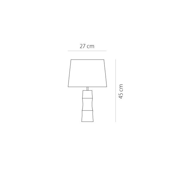 Ξύλινο φωτιστικό – πορτατίφ | BAMBOO - Σχέδιο - Ξύλινο φωτιστικό – πορτατίφ | BAMBOO