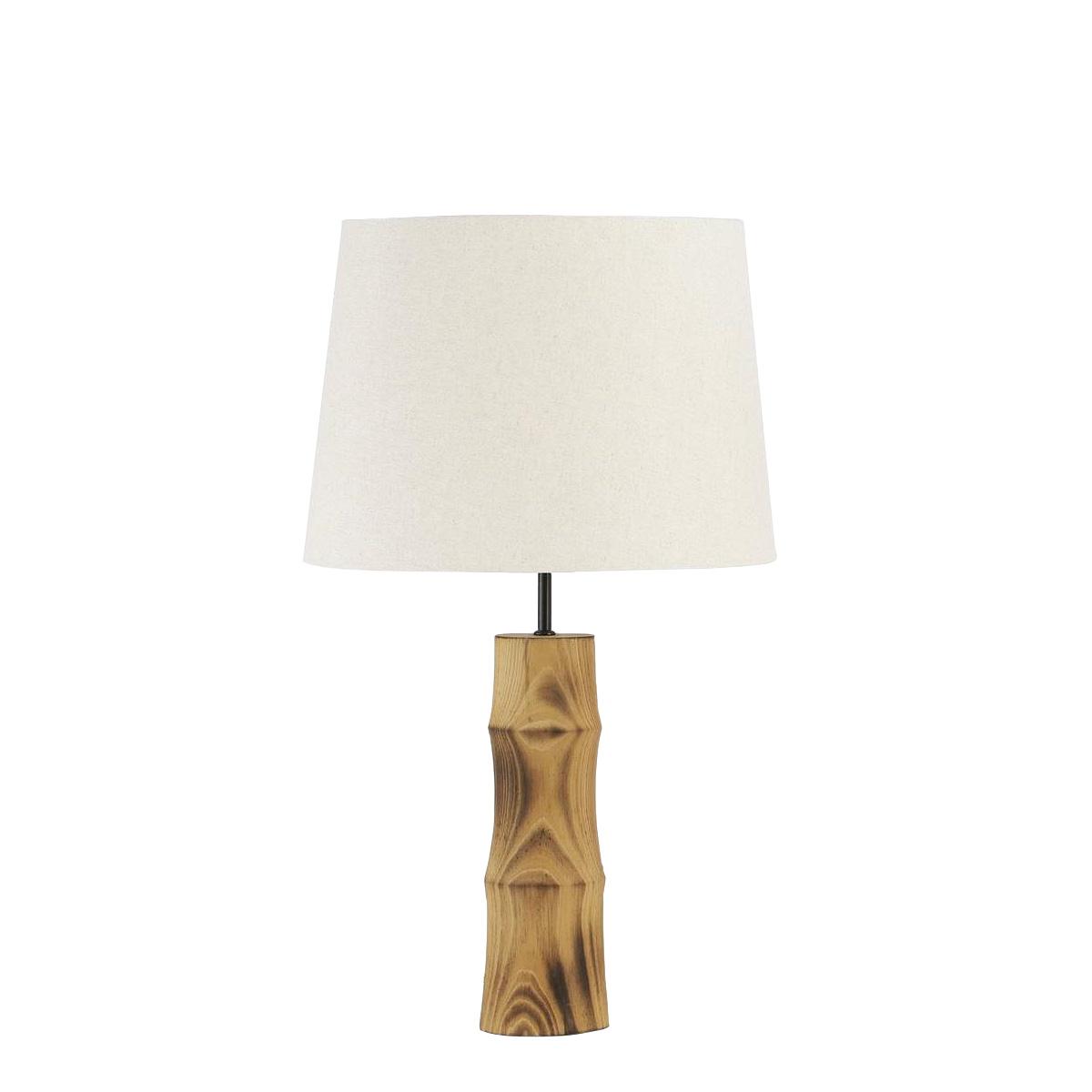 Ξύλινο επιτραπέζιο φωτιστικό BAMBOO wooden table lamp